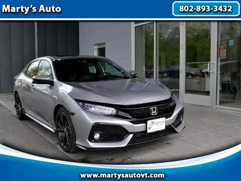 2018 Honda Civic Sport Touring CVT