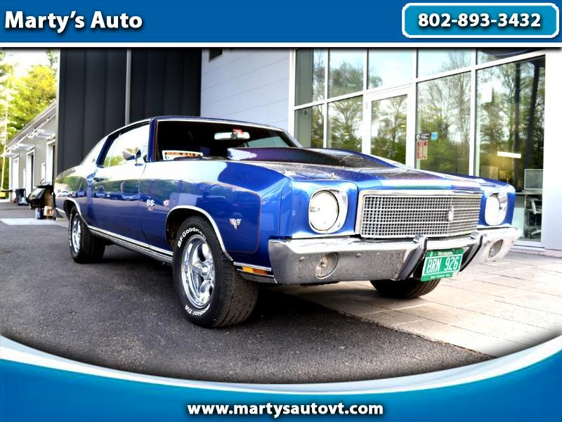1970 Chevrolet Monte Carlo 2dr Coupe Sport