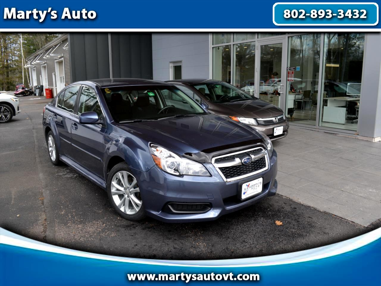 2014 Subaru Legacy 4dr Sdn H4 Auto 2.5i Premium