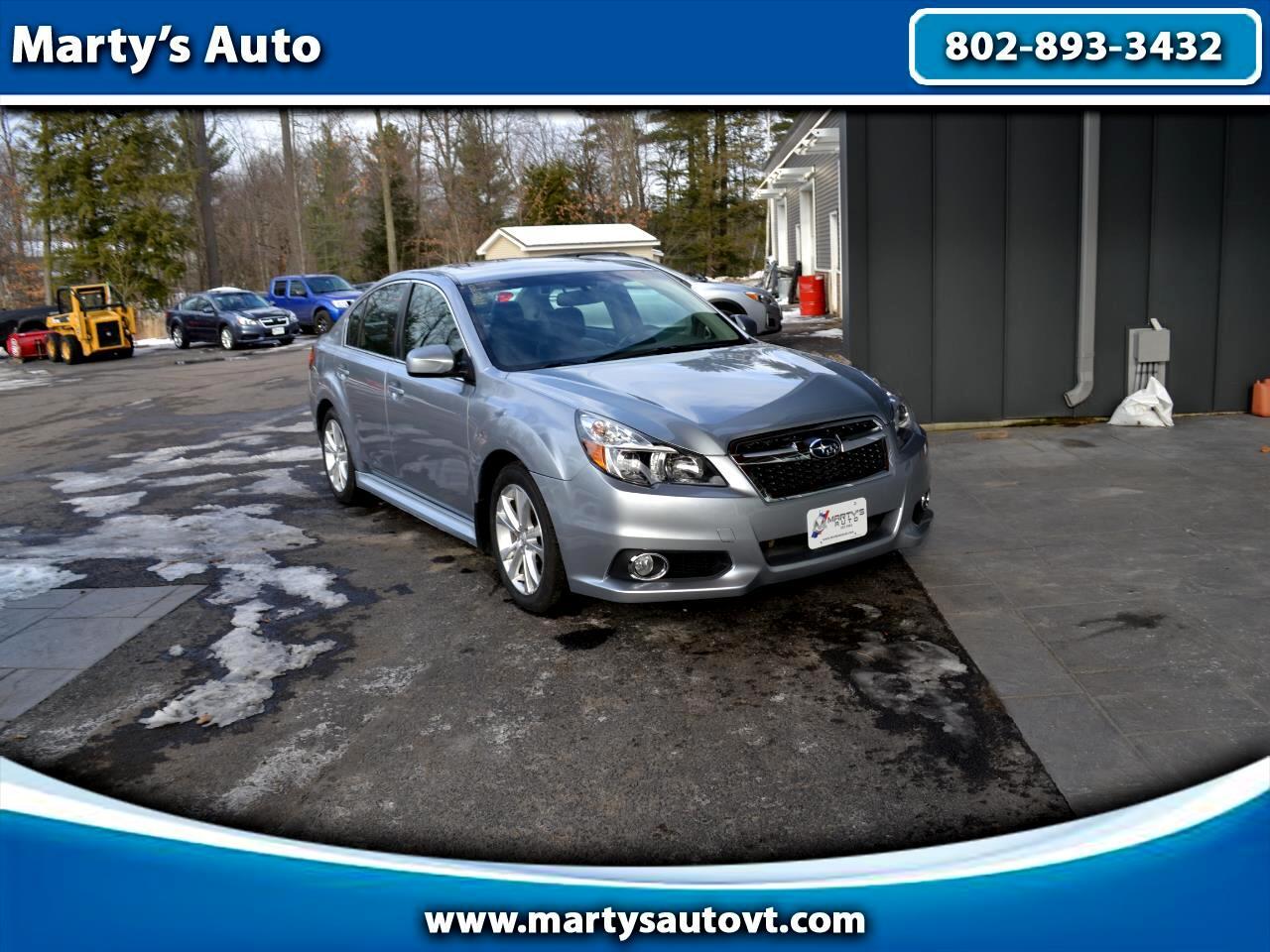 2014 Subaru Legacy 4dr Sdn H6 Auto 3.6R Limited