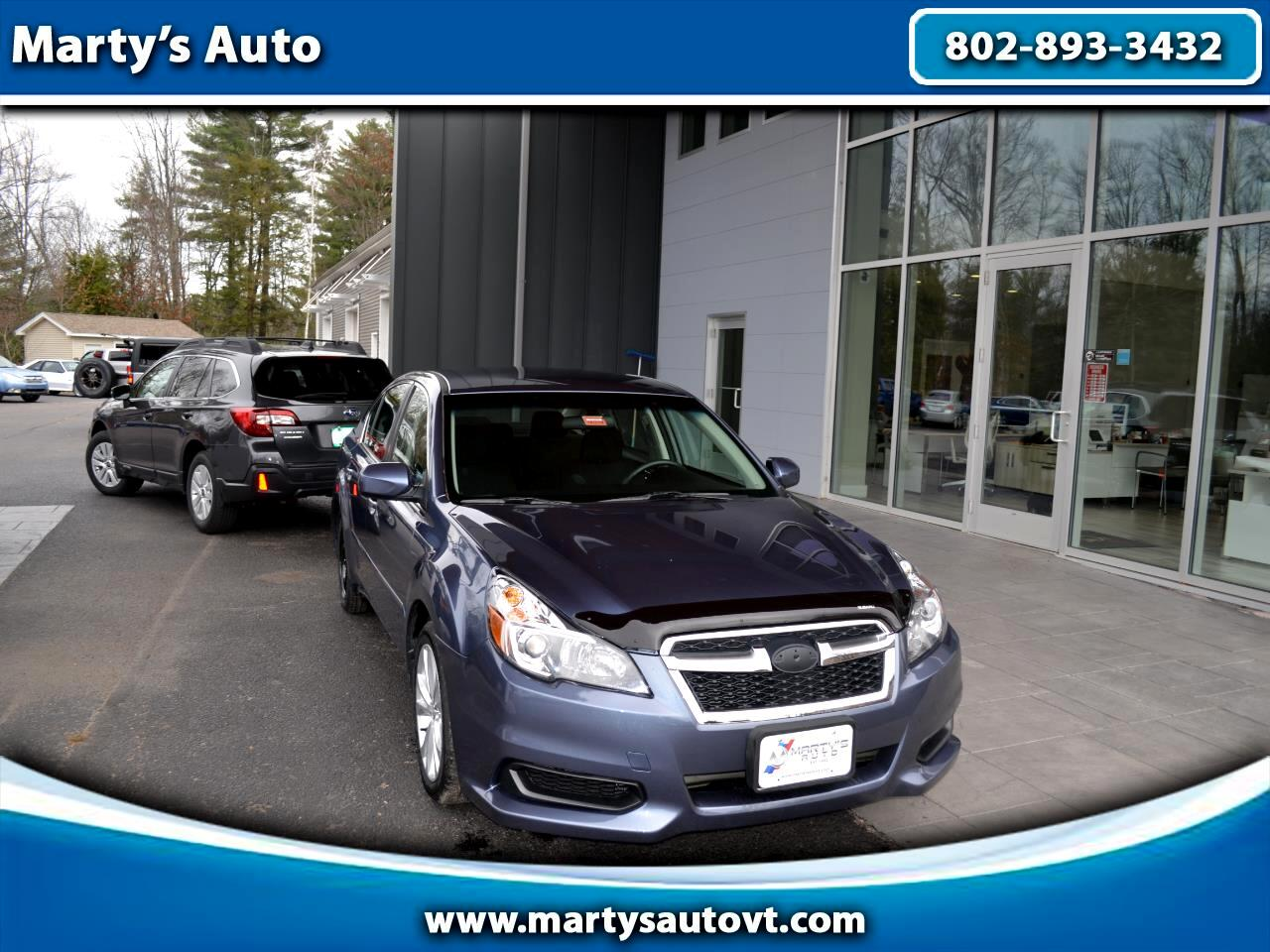 2013 Subaru Impreza Sedan 4dr Auto 2.0i Premium