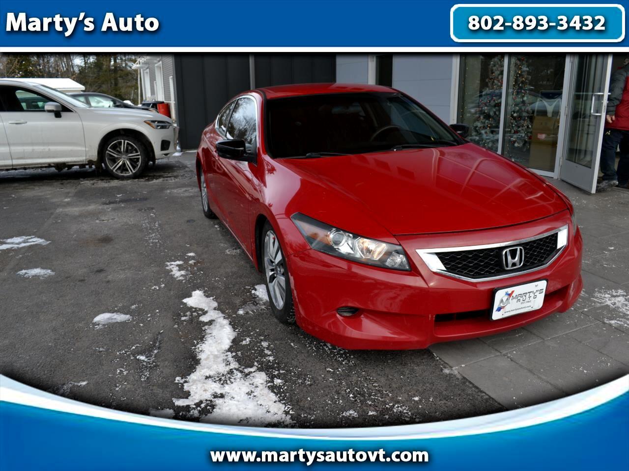 Honda Accord Cpe 2dr I4 Auto LX-S 2009