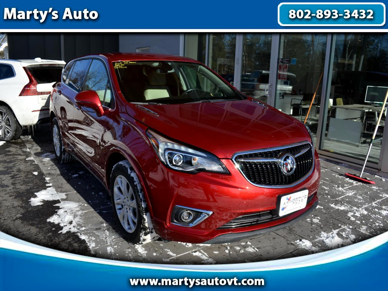 Buick Envision AWD 4dr Preferred 2019