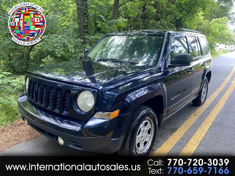 Jeep Patriot 4WD 2011