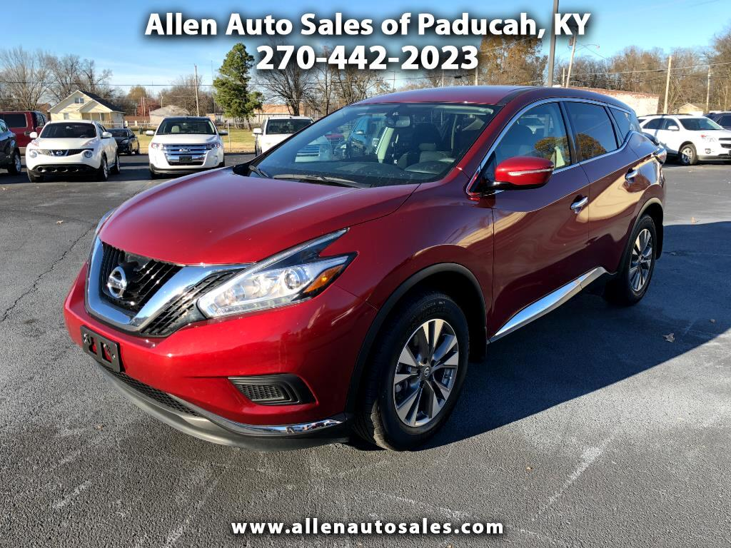 2015 Nissan Murano S 2WD