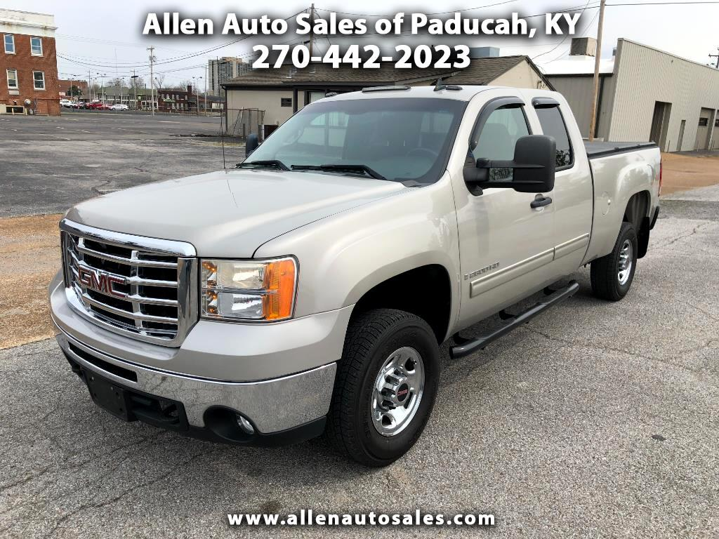 2009 GMC Sierra 2500HD SLE Ext. Cab Long Box 2WD
