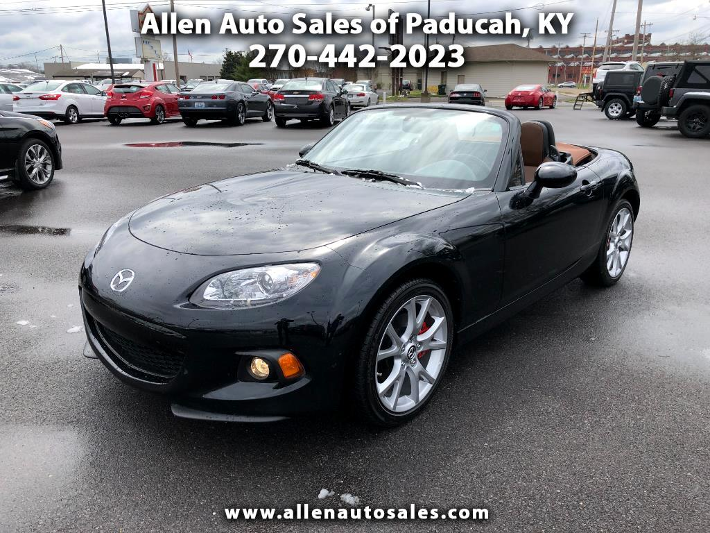 2015 Mazda MX-5 Miata Grand Touring AT