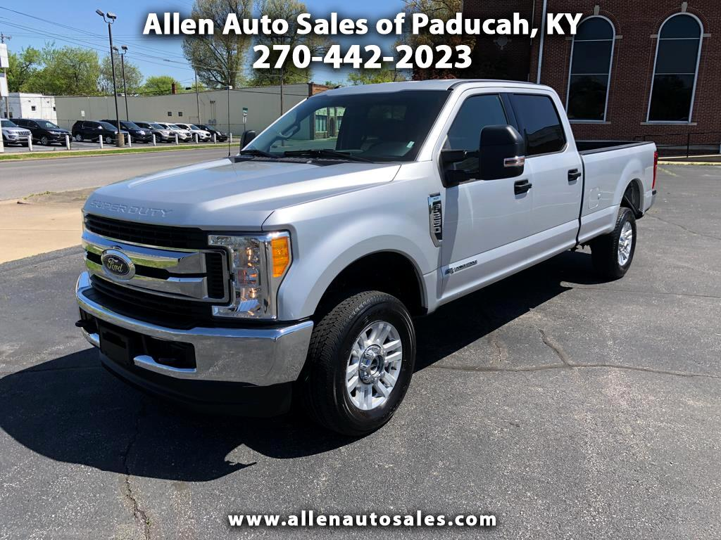 2017 Ford F-250 SD XLT SuperCab LWB 4WD