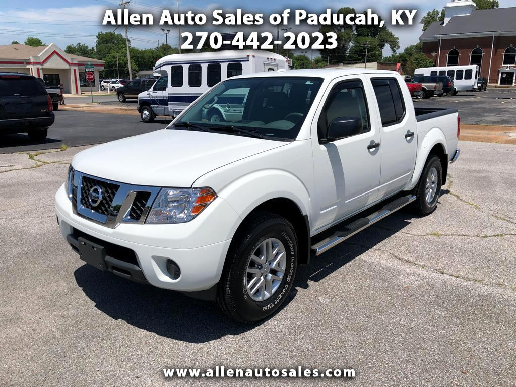 2015 Nissan Frontier SV Crew Cab 4WD