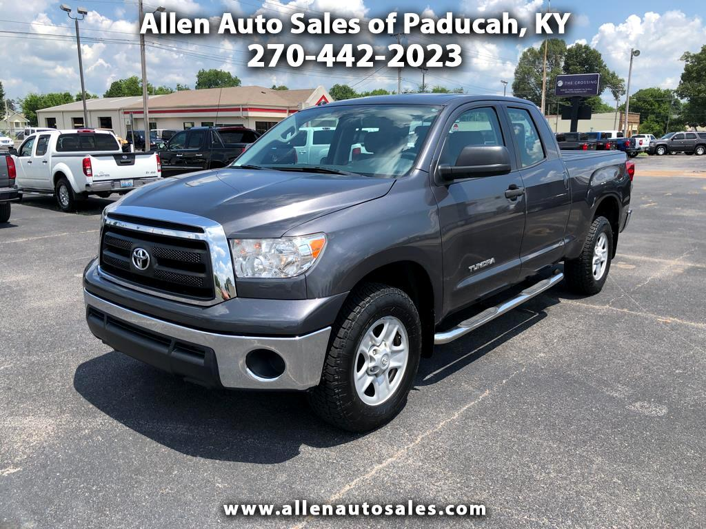 2013 Toyota Tundra Double Cab 4WD