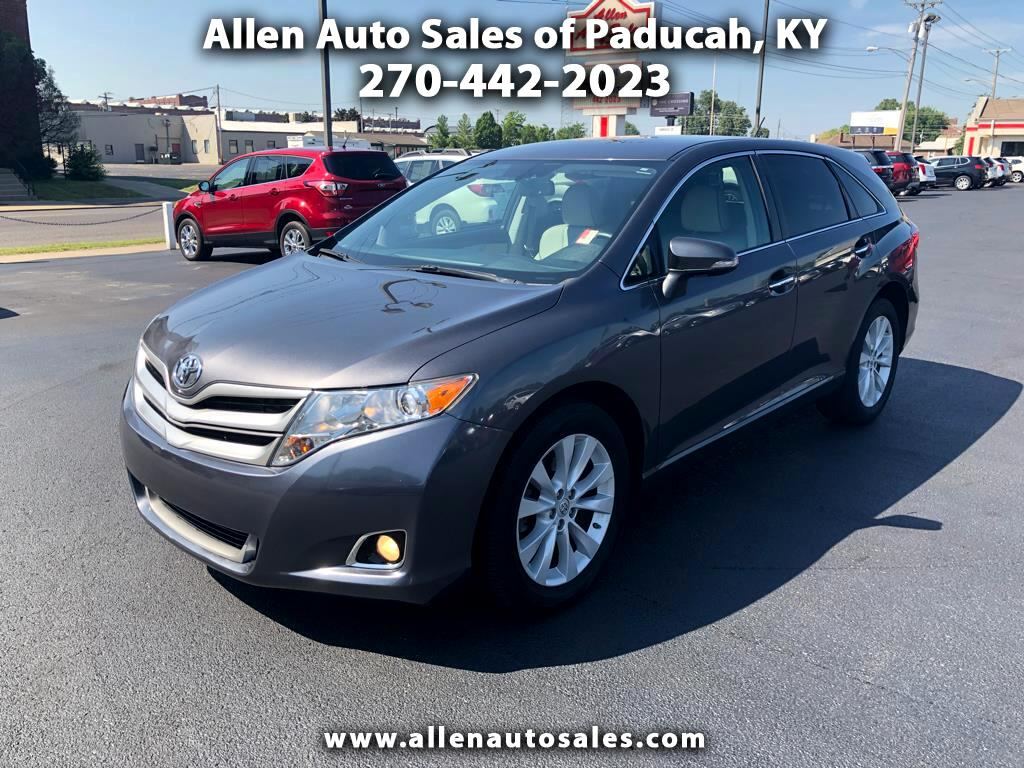 2015 Toyota Venza XLE FWD