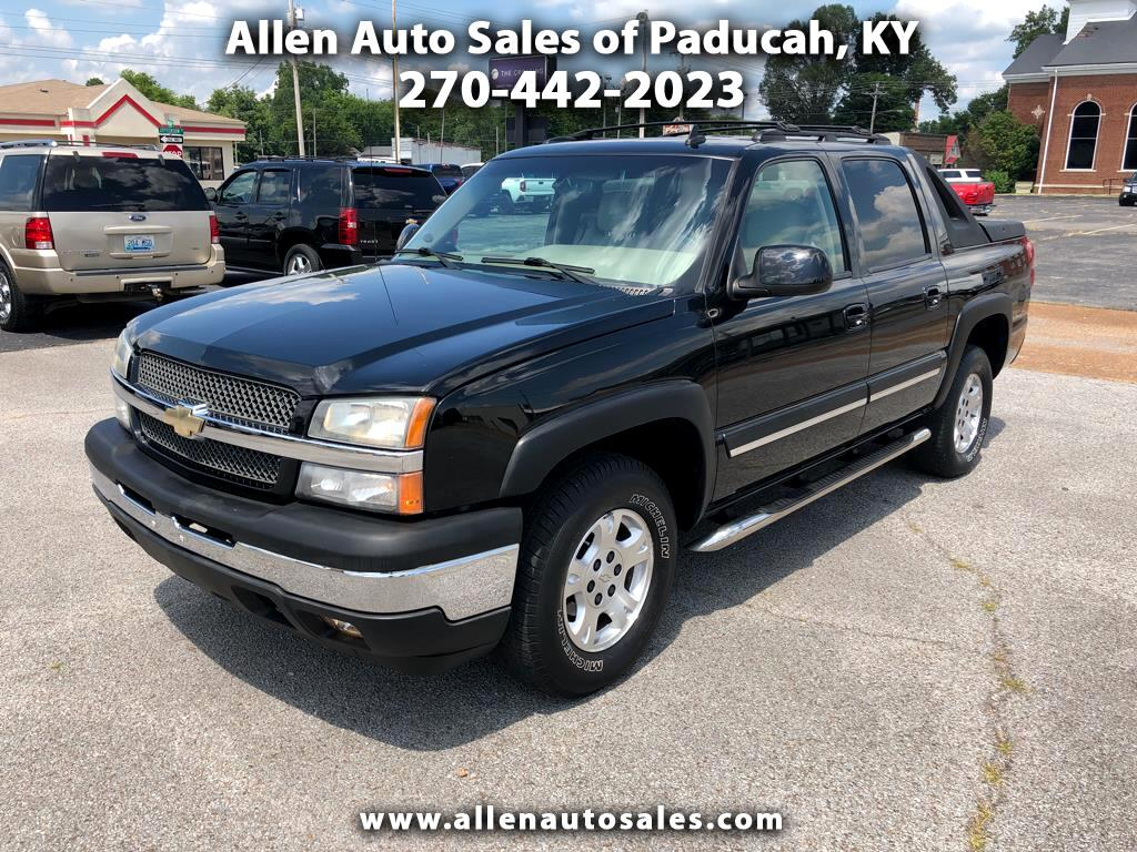 2006 Chevrolet Avalanche LT Crew Cab 2WD