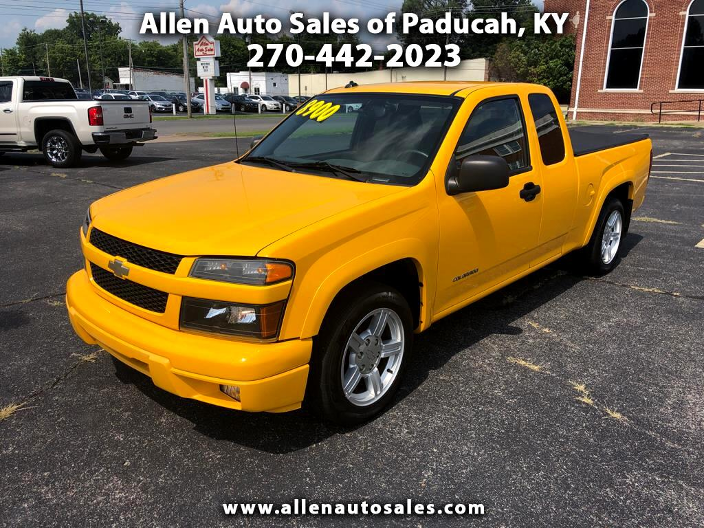 2004 Chevrolet Colorado LS Ext Cab 2WD
