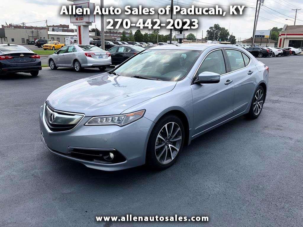 2015 Acura TLX FWD V6 Advance