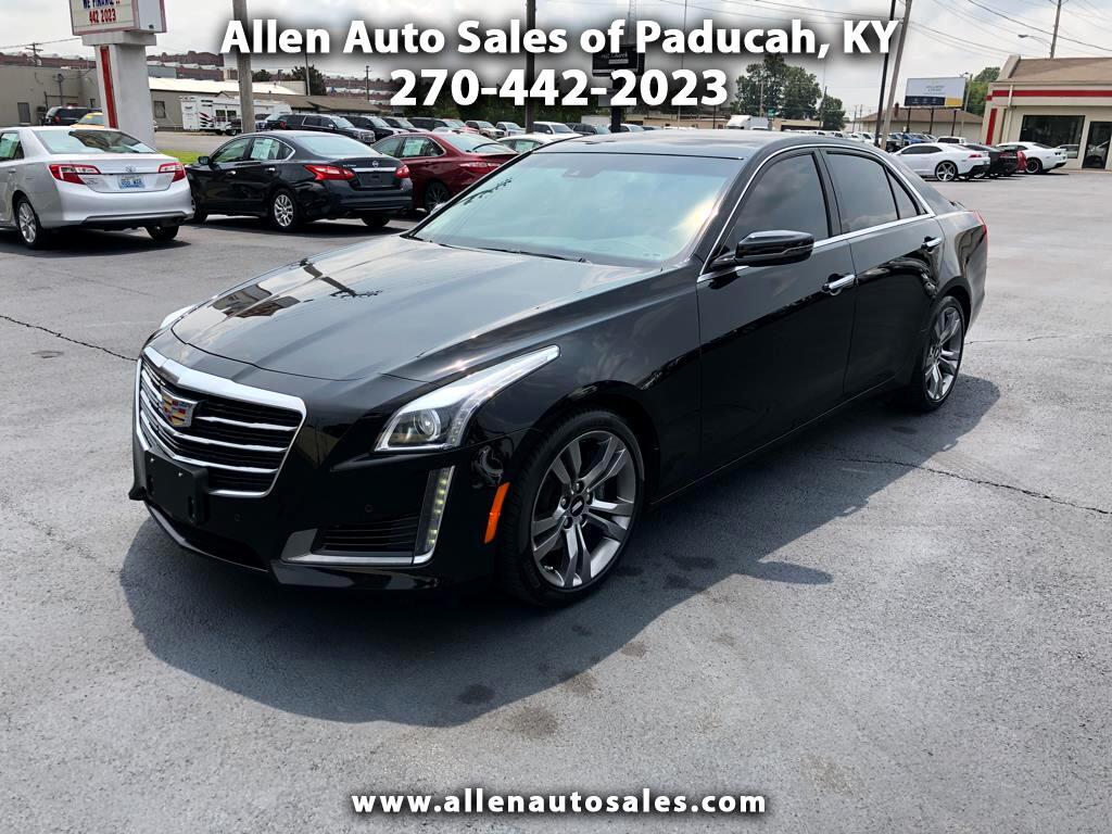 2015 Cadillac CTS Sedan V-Sport RWD