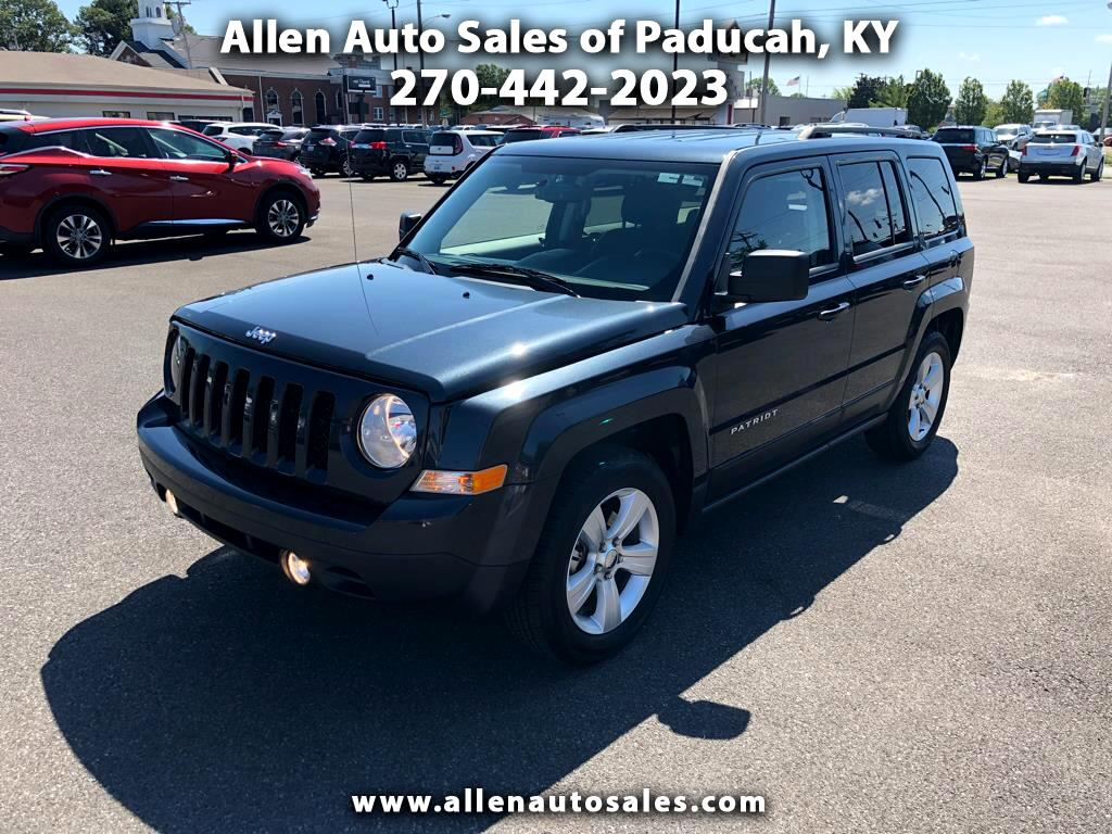 2014 Jeep Patriot Latitude FWD