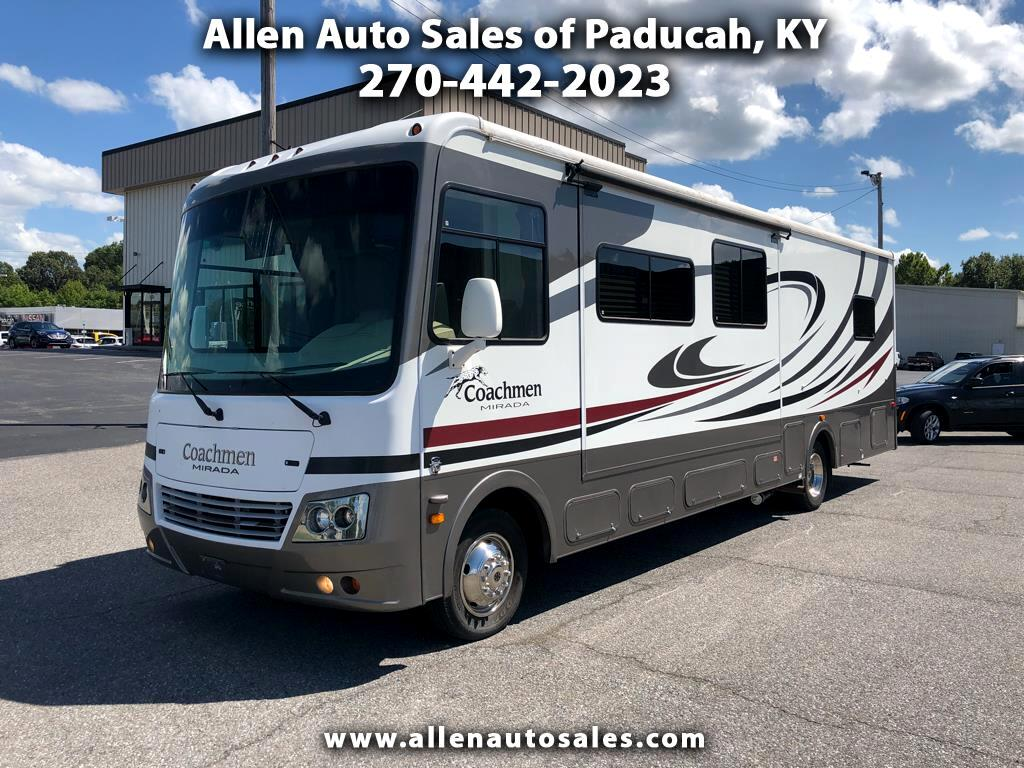 2011 Ford Super Duty F-53 Motorhome 208""
