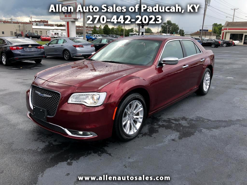2017 Chrysler 300 300C RWD