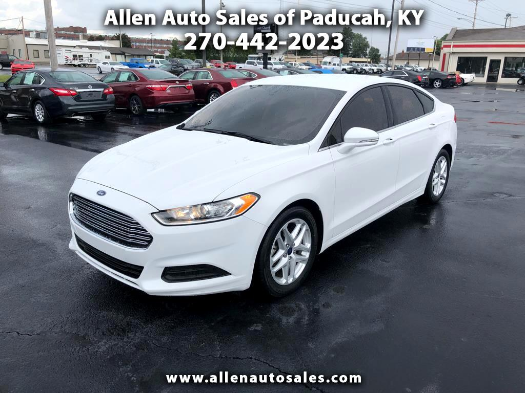 used 2015 ford fusion se fwd for sale in paducah ky 42001. Black Bedroom Furniture Sets. Home Design Ideas