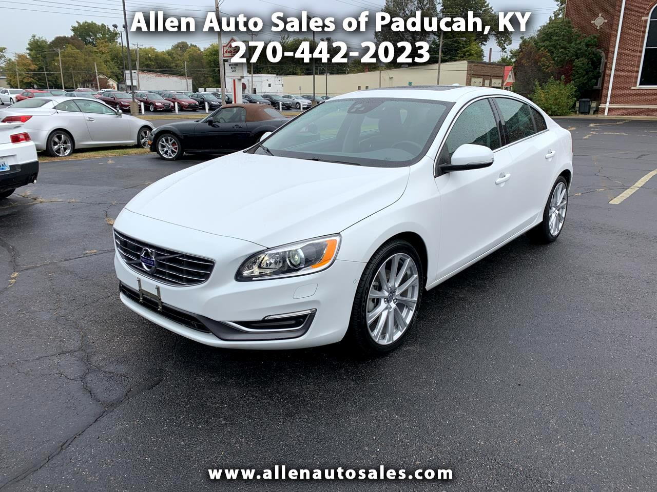 2016 Volvo S60 Inscription Drive-E Platinum FWD