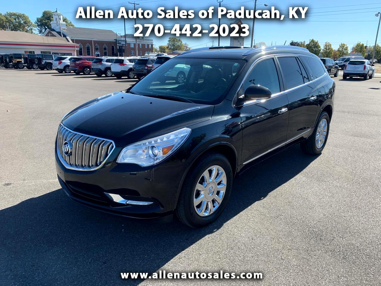 2014 Buick Enclave FWD Leather