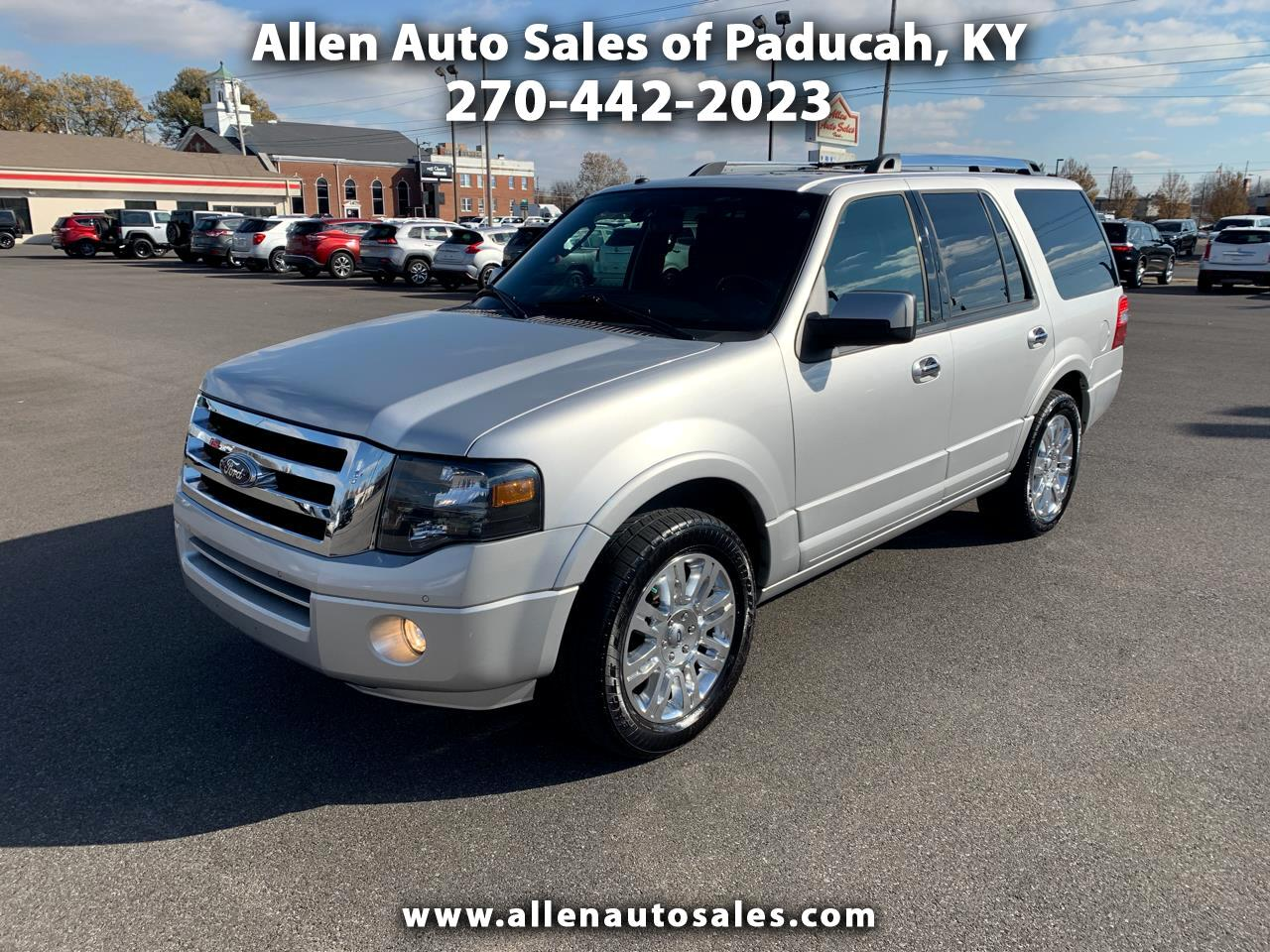 2013 Ford Expedition Limited 2WD