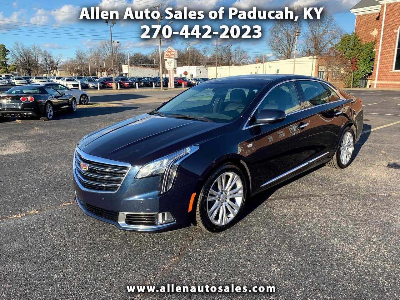 2018 Cadillac XTS 4dr Sdn Luxury AWD