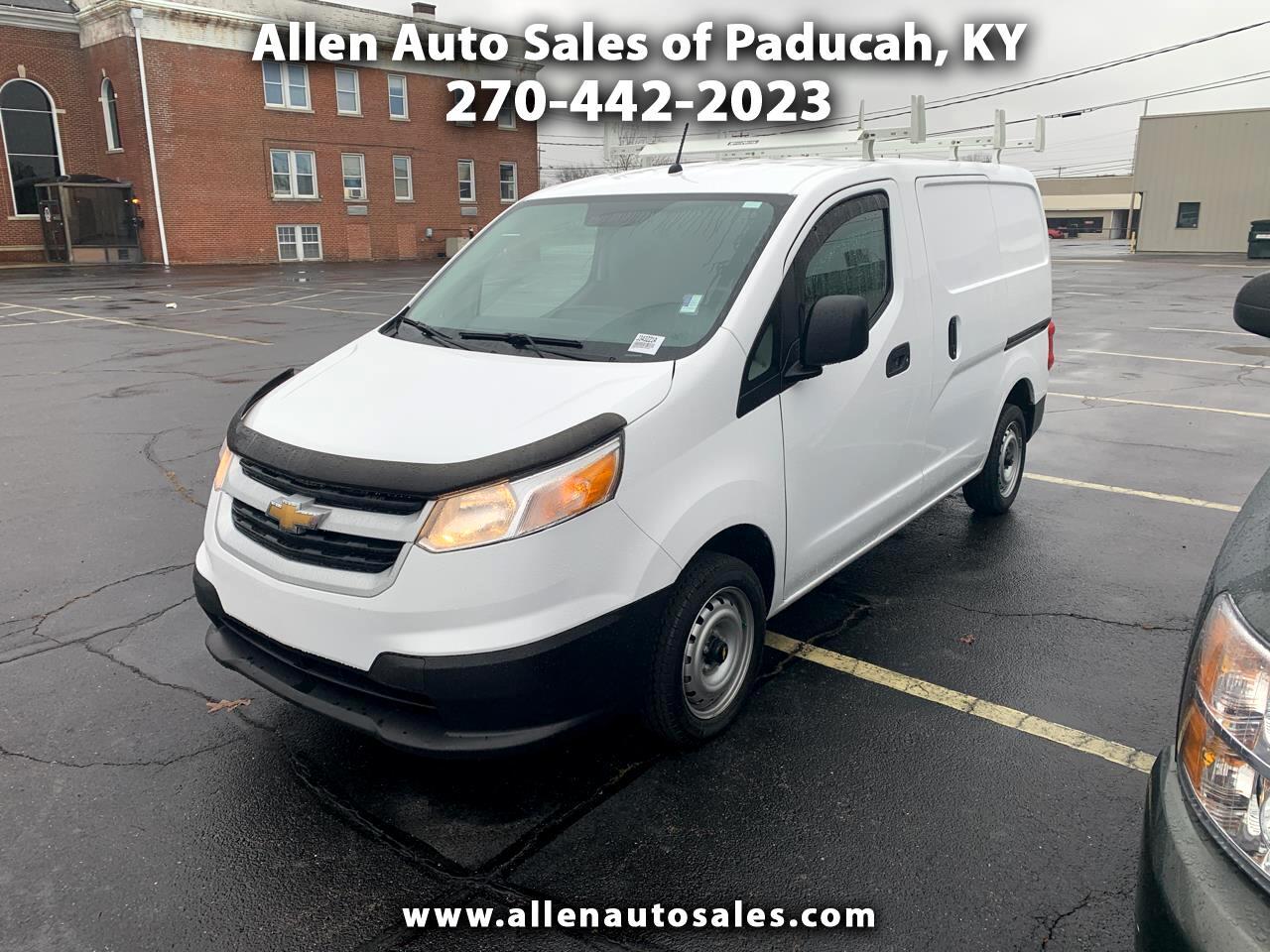 2017 Chevrolet City Express Cargo Van FWD 115