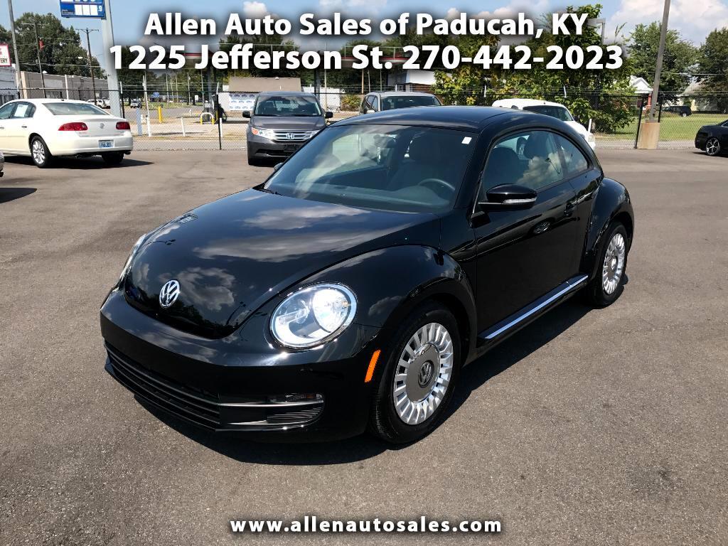 2015 Volkswagen Beetle 1.8T Auto