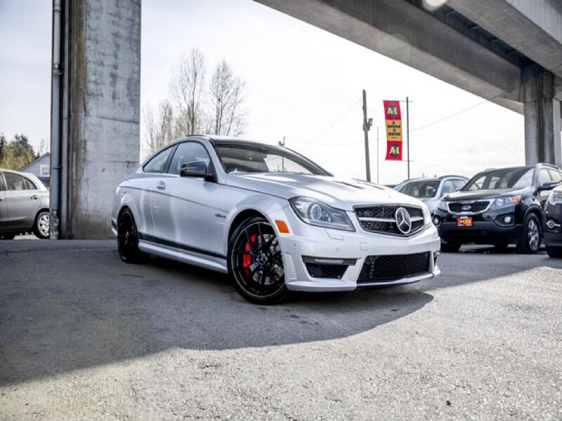 2014 Mercedes-Benz C-Class C63 AMG 507 Edition