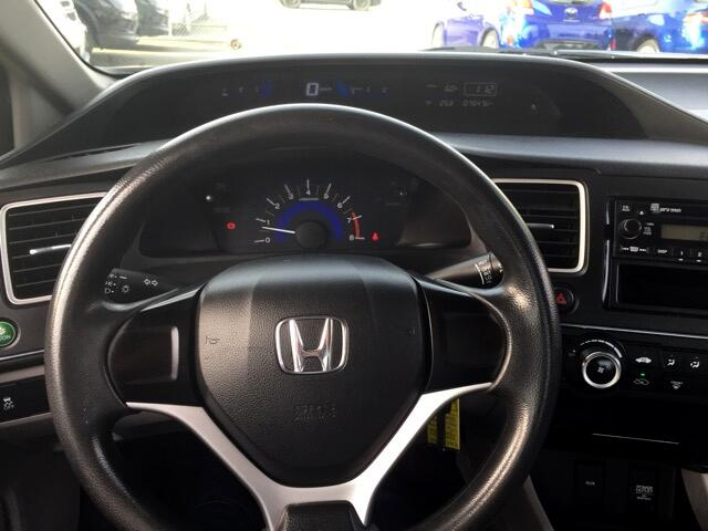 2014 Honda Civic DX Sedan 5-Speed MT