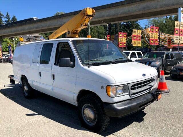 2001 Ford Econoline E350 Super Duty Extended - Versa Lift - Bucket Van