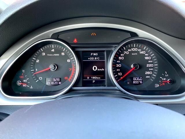 2015 Audi Q7 3.0T Prestige quattro