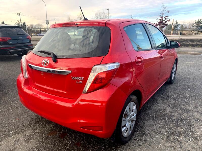 2014 Toyota Yaris L 5-Door AT