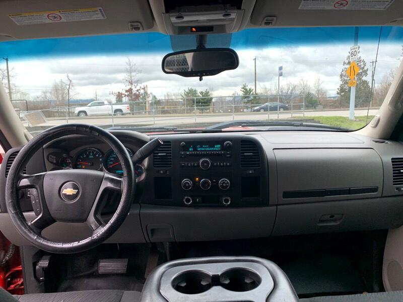 2012 Chevrolet Silverado 2500HD Ext. Cab 4WD