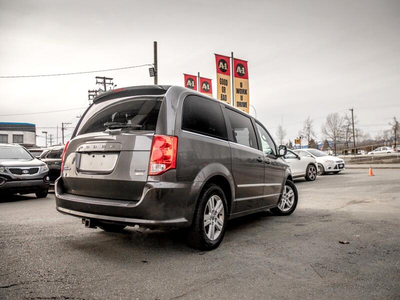 2015 Dodge Grand Caravan Crew - Leather & Sunroof