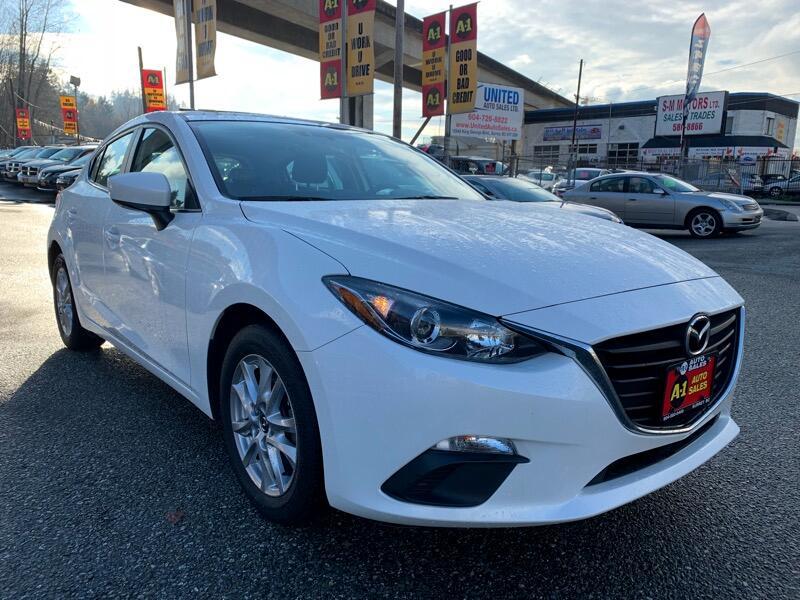 2016 Mazda MAZDA3 5dr Hatchback - Automatic - i Touring