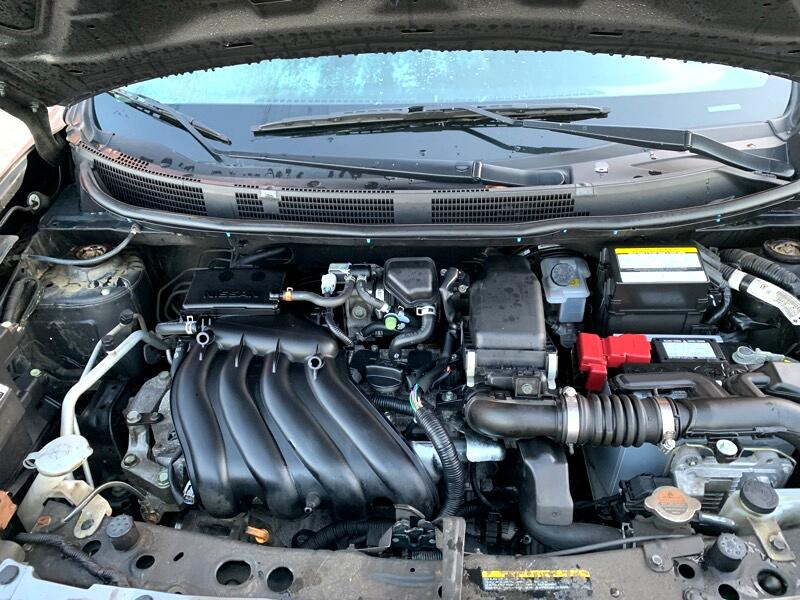 2016 Nissan Micra 4dr HB Auto SV