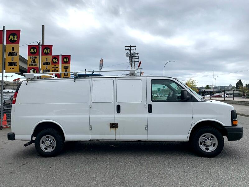 2008 Chevrolet Express 2500 Extended Cargo