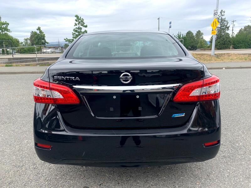 2015 Nissan Sentra FE+ S