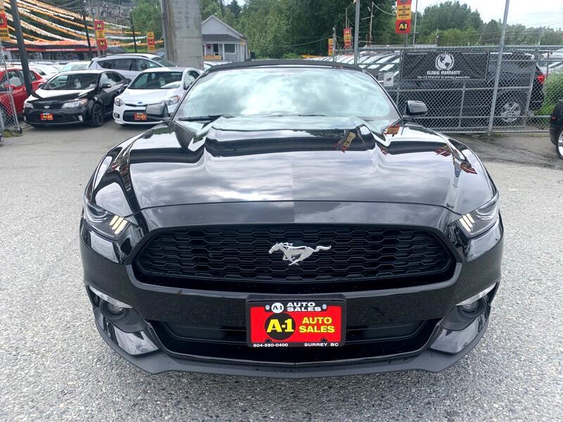 2017 Ford Mustang V6 Convertible