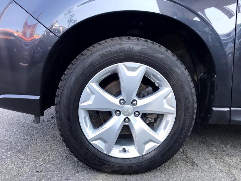 2016 Subaru Forester 2.5i Premium PZEV CVT