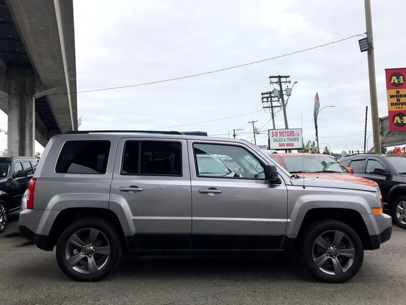 2015 Jeep Patriot High Altitude 4x4