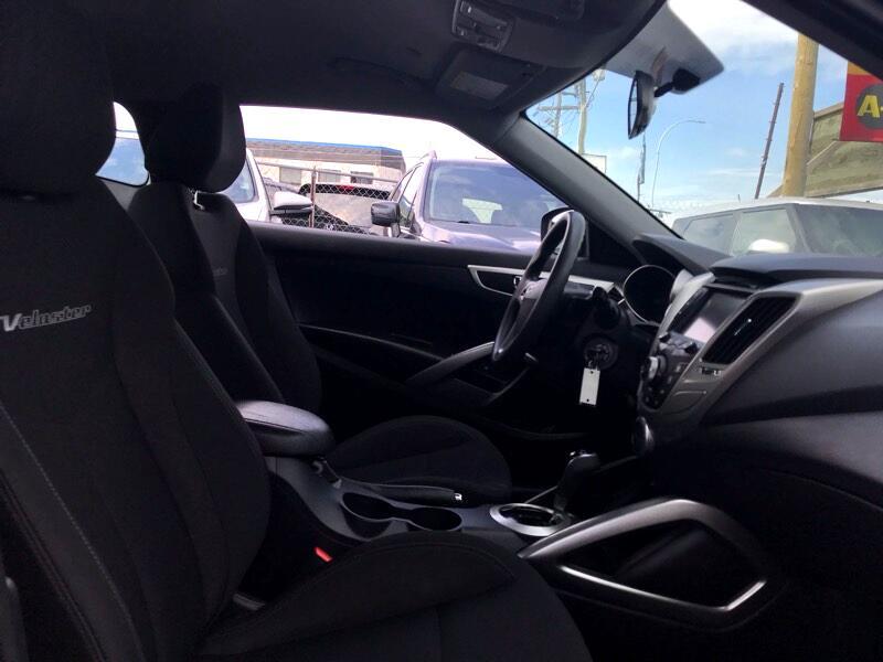2017 Hyundai Veloster 3dr Cpe Auto