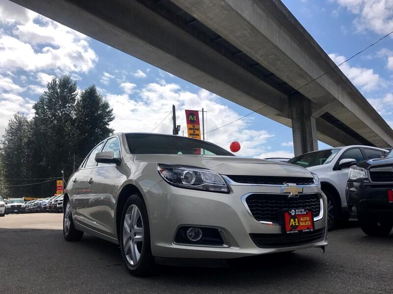 2014 Chevrolet Malibu 2LTZ