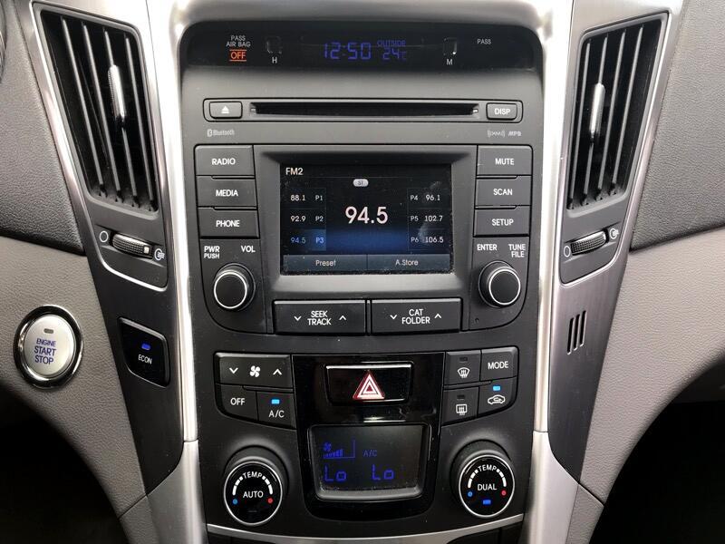 2014 Hyundai Sonata Hybrid 4dr Sdn SE