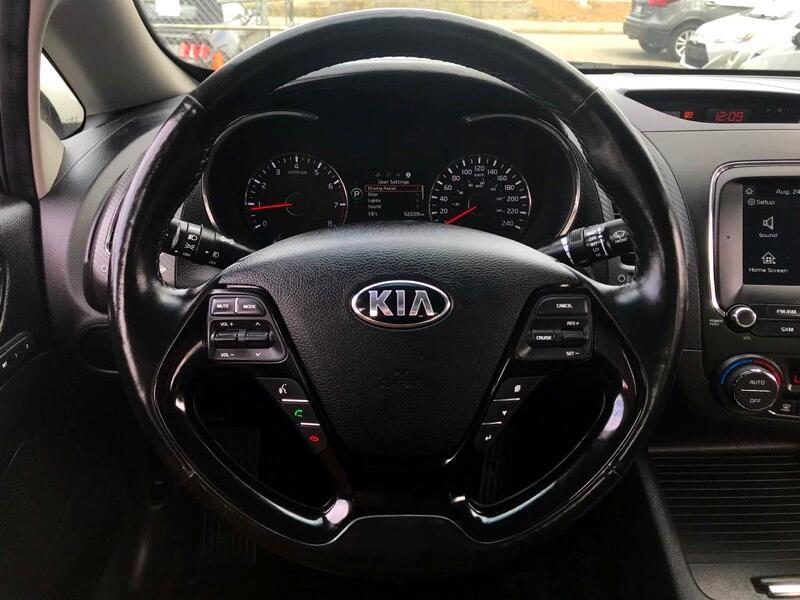 2017 Kia Forte EX