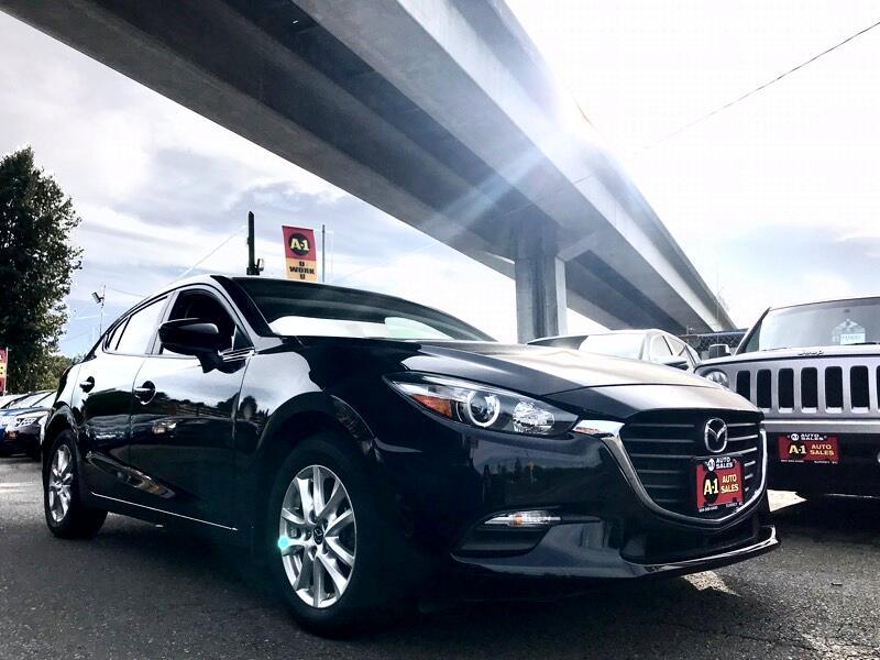 2017 Mazda MAZDA3 Mazda 3 Sport GS
