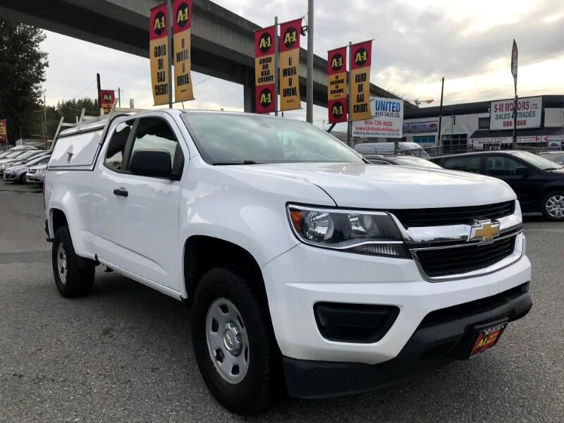 2015 Chevrolet Colorado WT Ext. Cab 4WD
