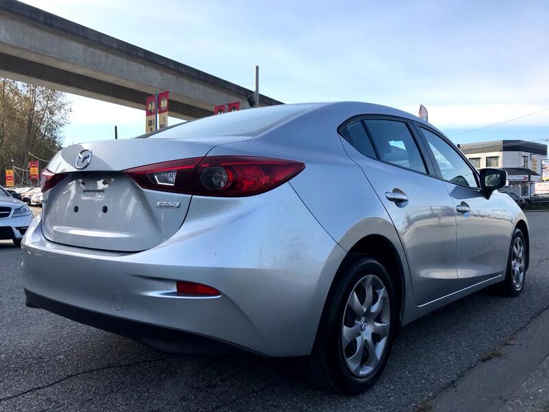 2018 Mazda MAZDA3 i Sport AT 4-Door